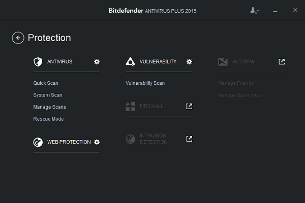 Bitdefender Antivirus Plus 2015 protection