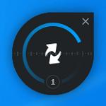 Bitdefender Antivirus Plus 2015 widget