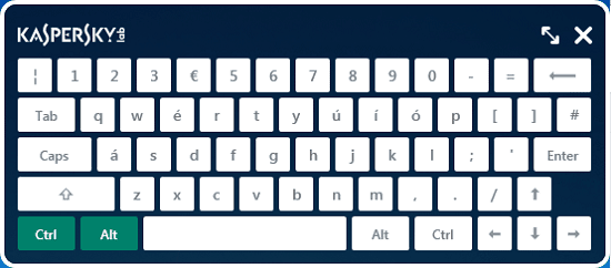 Kaspersky-Virtual-Keyboard