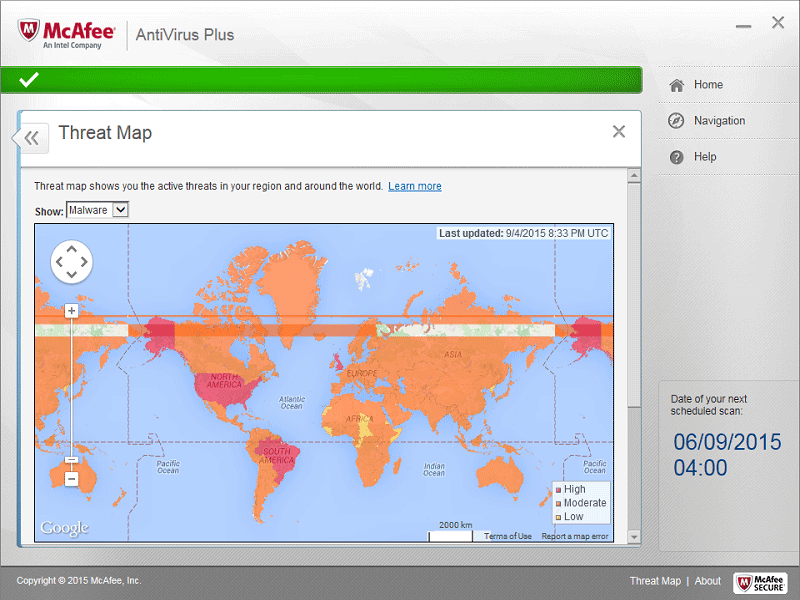 McAfee-threat-map