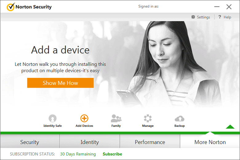 Norton Security 2015 offers multi-platform protection