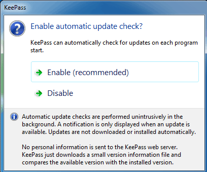 Enable-automatic-updates