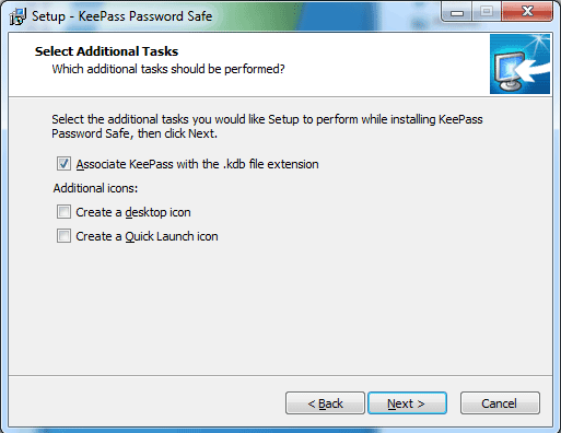 KeePass-additional-tasks