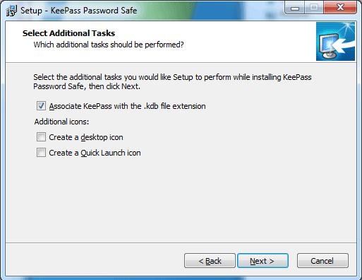 KeePass-additional-tasks