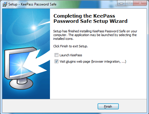 Launch-KeePass
