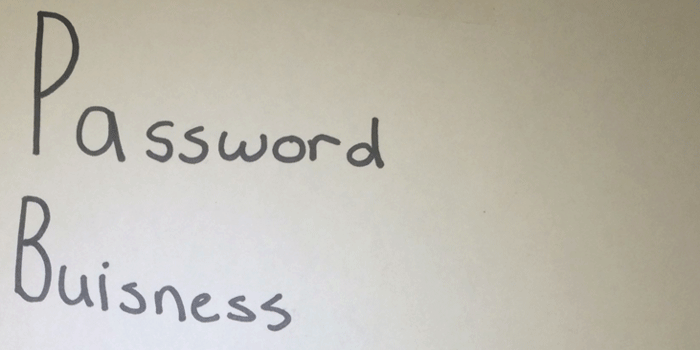 Password-business