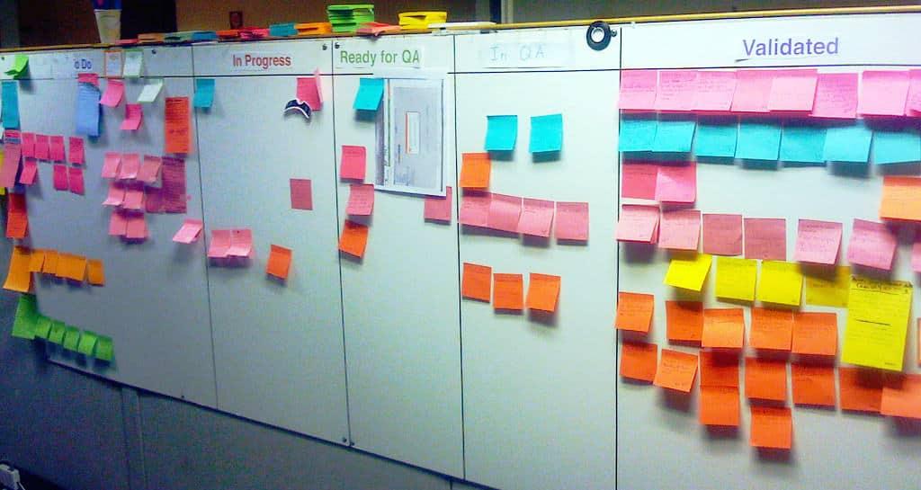 virtual office tools. Scrum Board Virtual Office Tools