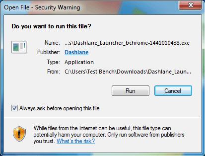 Run-installer