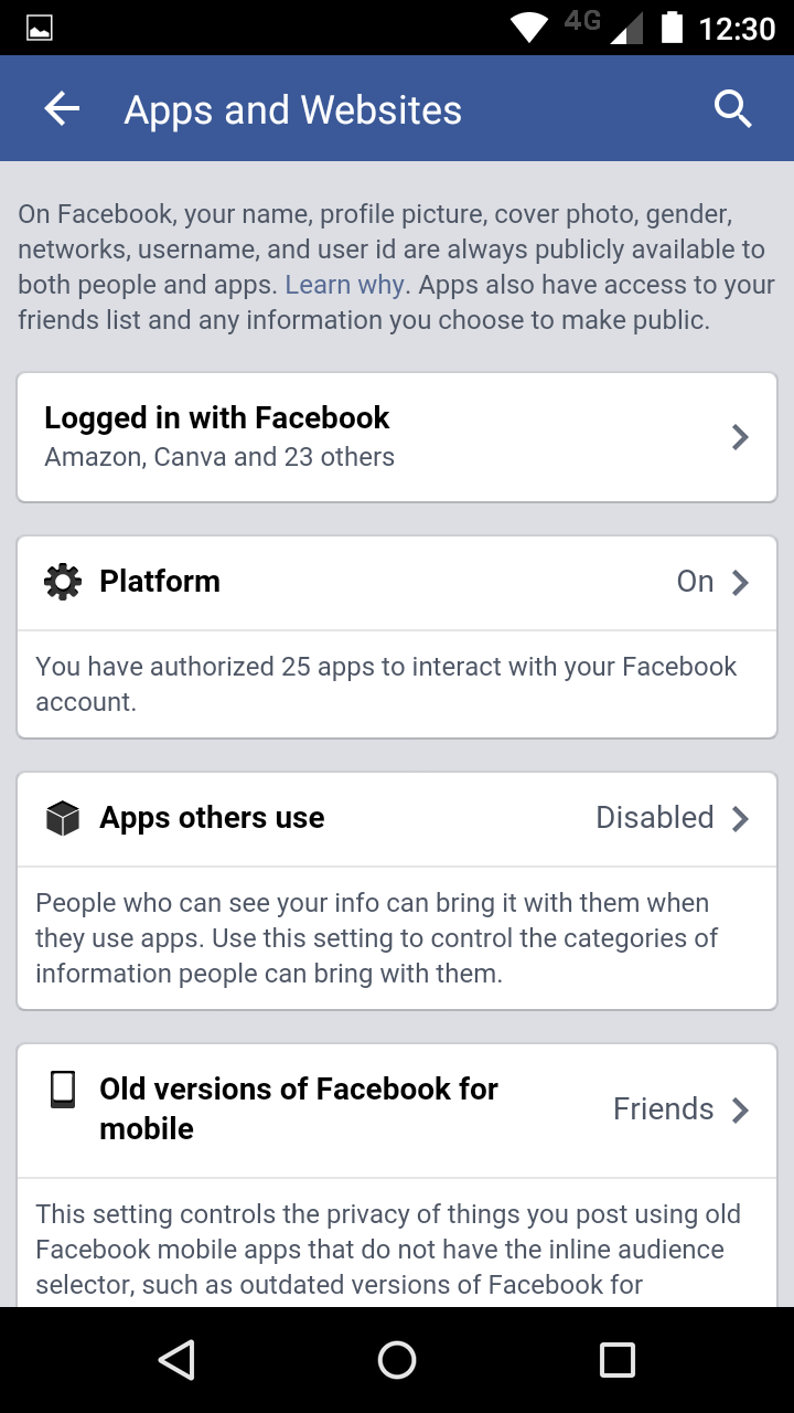 How To Remove Apps From Facebook For Better Privacy How To Delete Instagram  Account When Logged