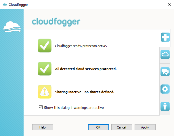 cloudfogger ss