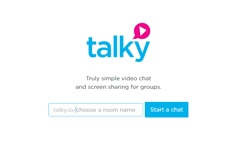 Talky Screenshot