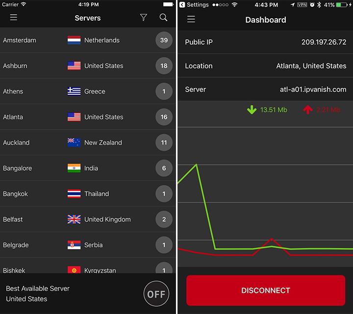 IPVanish Android Kodi