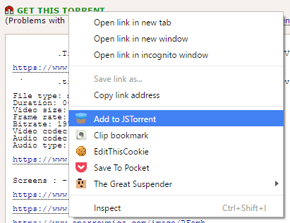 4 tools to Torrent on a Chromebook, Chrome OS & Chrome browser