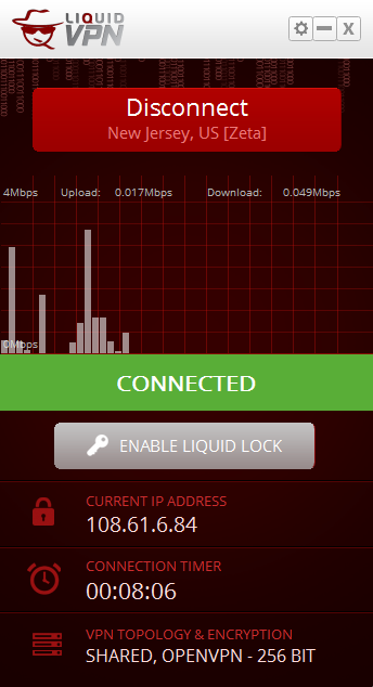 liquid vpn windows client