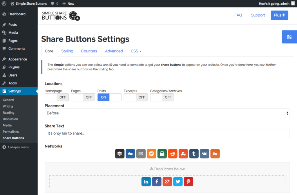 simple-share-buttons-settings