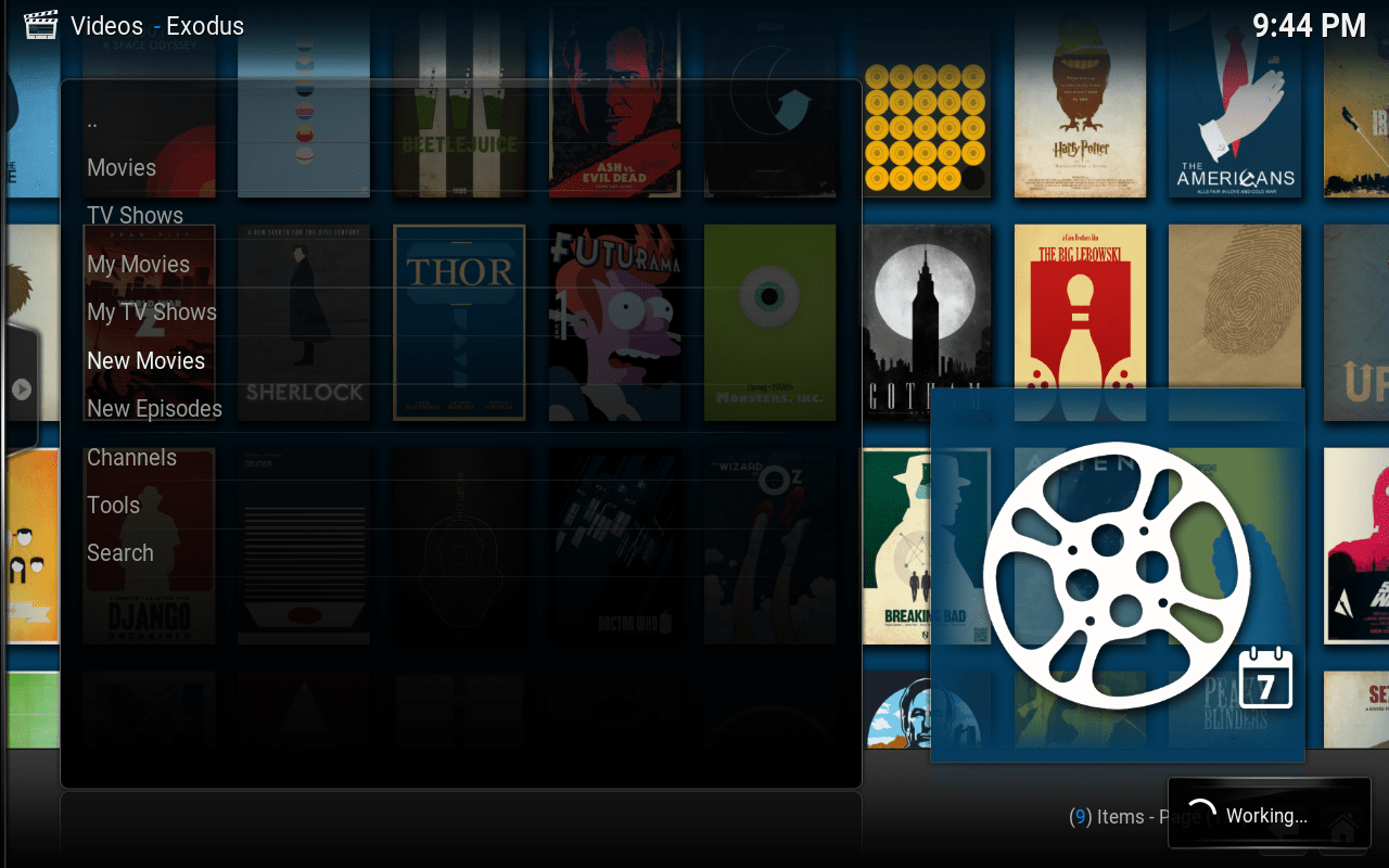 how to download kodi exodus on android phone