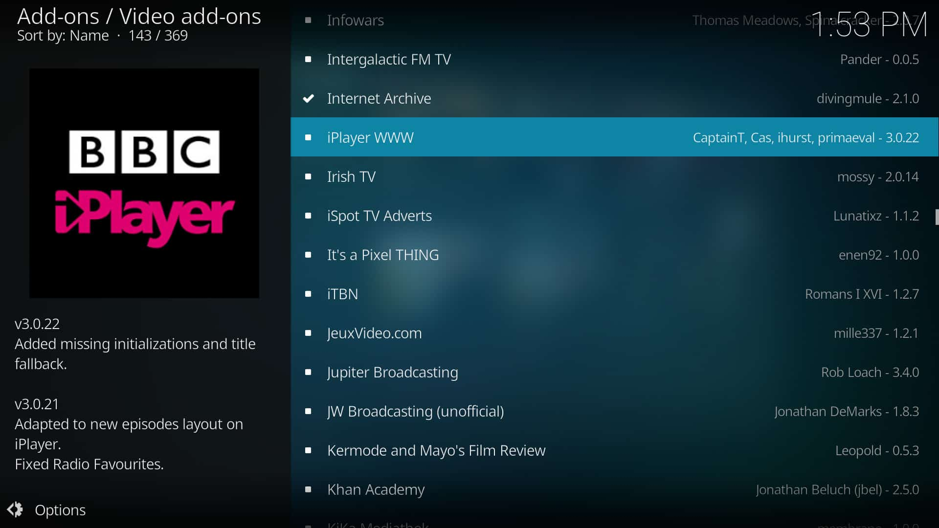 How to Watch BBC iPlayer on Kodi (from any location