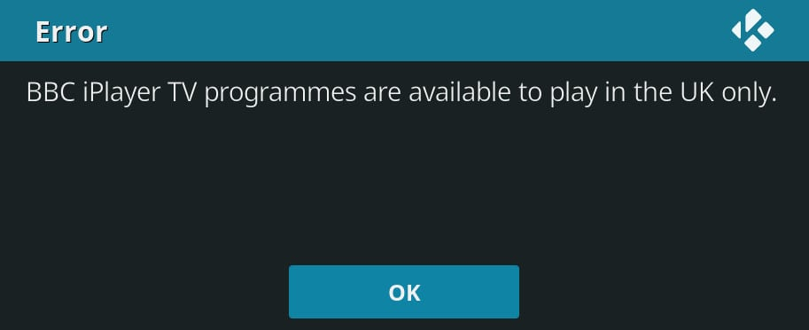 iplayer www error message