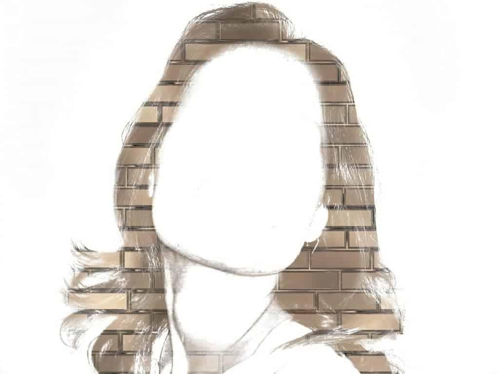 Faceless woman for Peerblock article