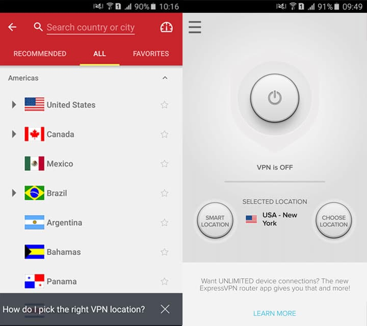 15 best Android VPN apps