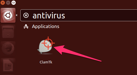 Ubuntu clamtk icon