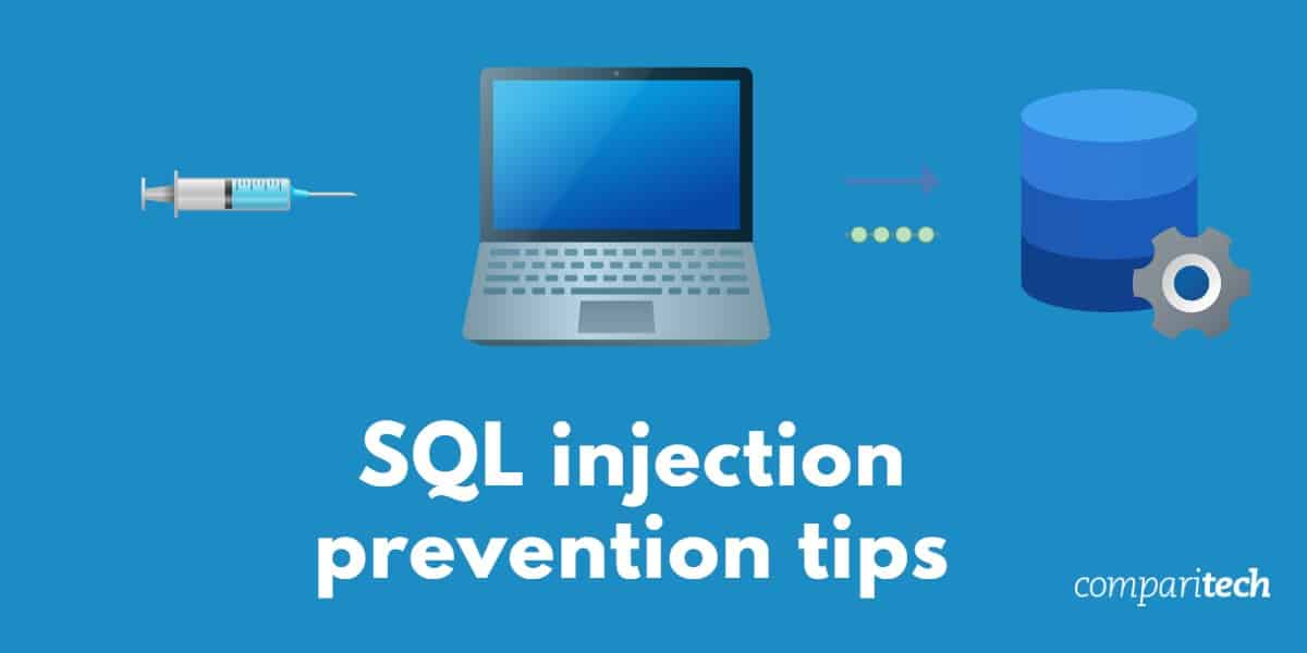 SQL injection prevention tips