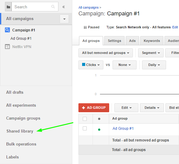 adwords fake site exclusion 1