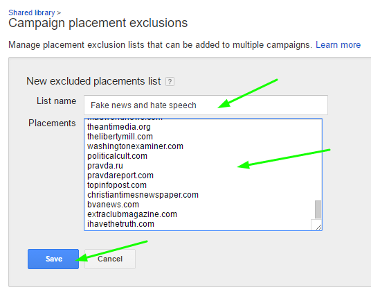 adwords fake site exclusion 4