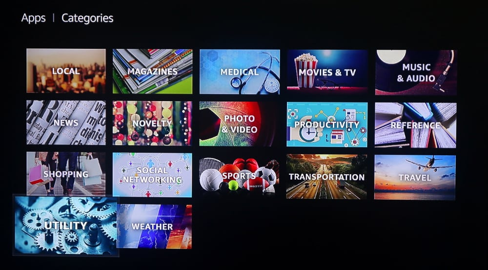 amazon firestick apps