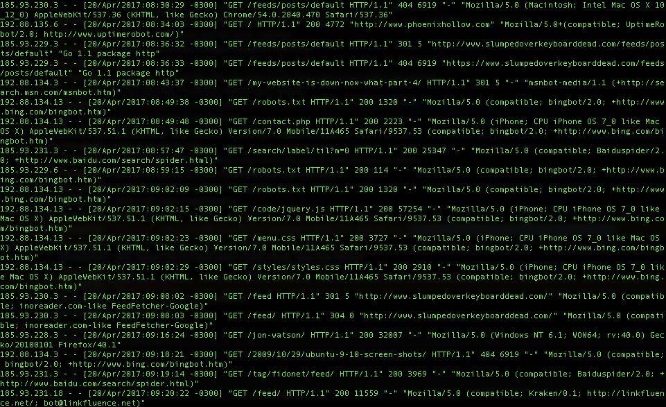 nginx-access-log