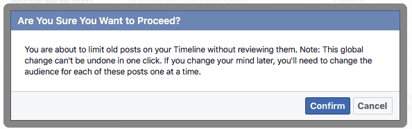 facebook proceed