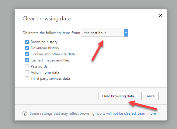 How to Clear your Cookies in Chrome, Firefox, Edge, Safari