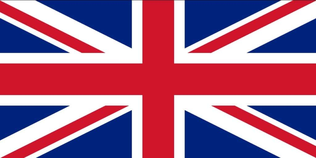 uk flag cage warriors 104