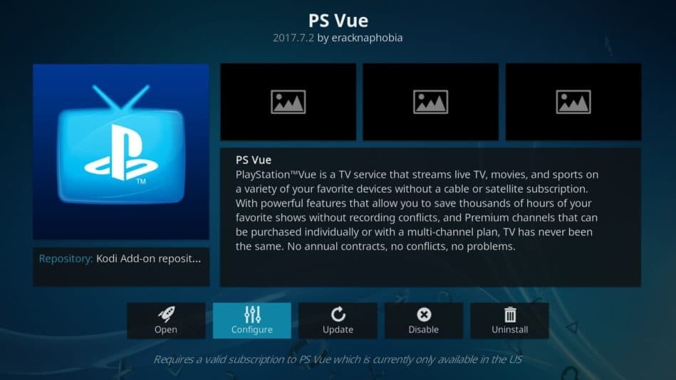 mlb on kodi