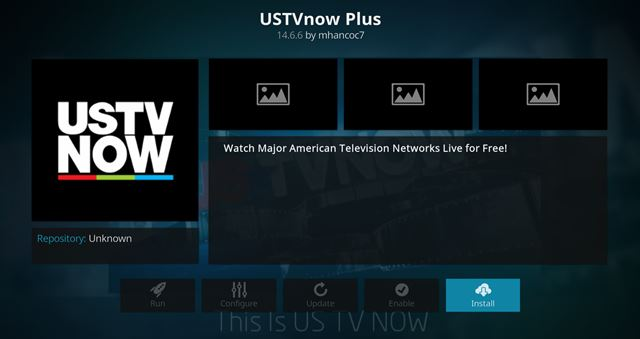 ustvnow nfl on kodi