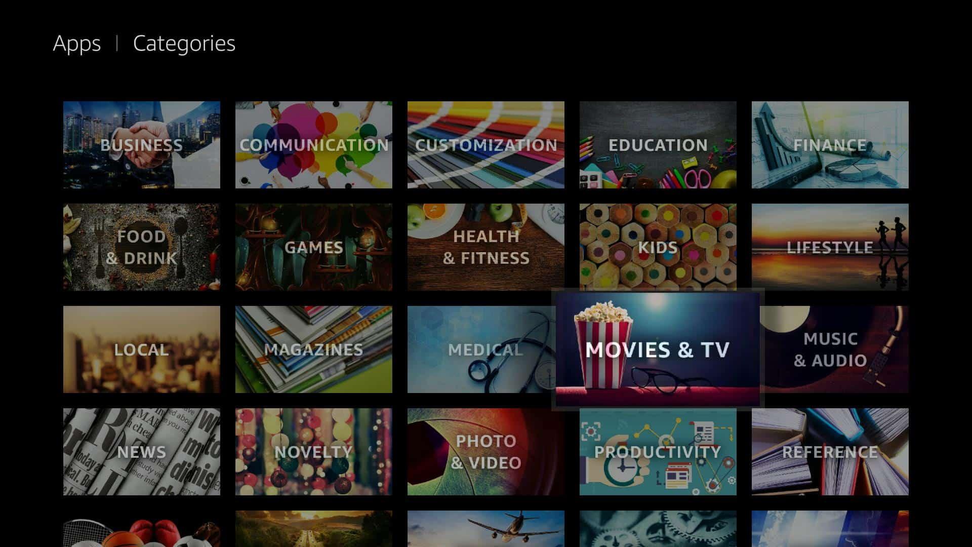 Fire TV Plex App - Install 3
