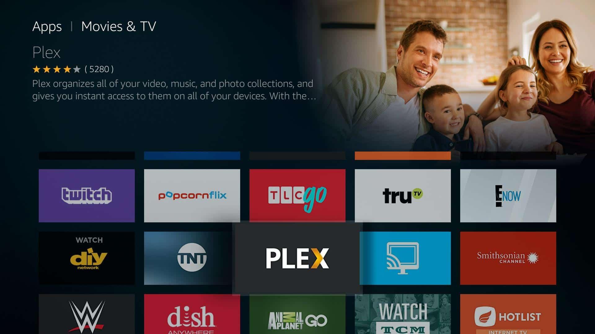 Fire TV Plex App - Install 4
