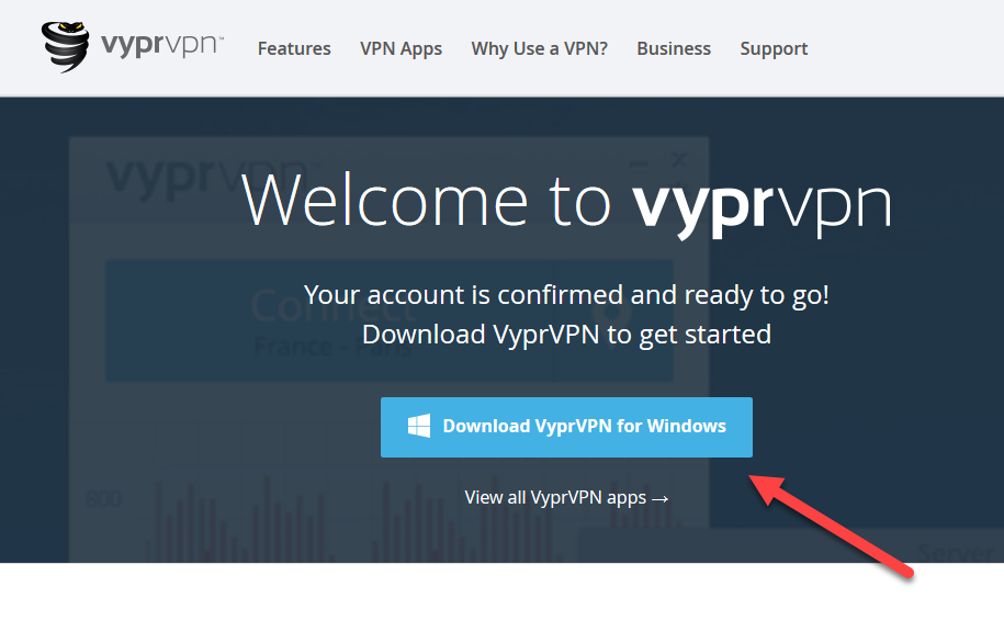 vyprvpn registration