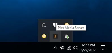 Plex Server - Launch 1