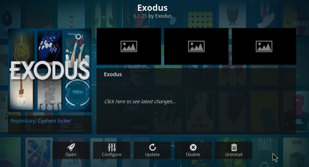 Is Kodi Exodus safe legal
