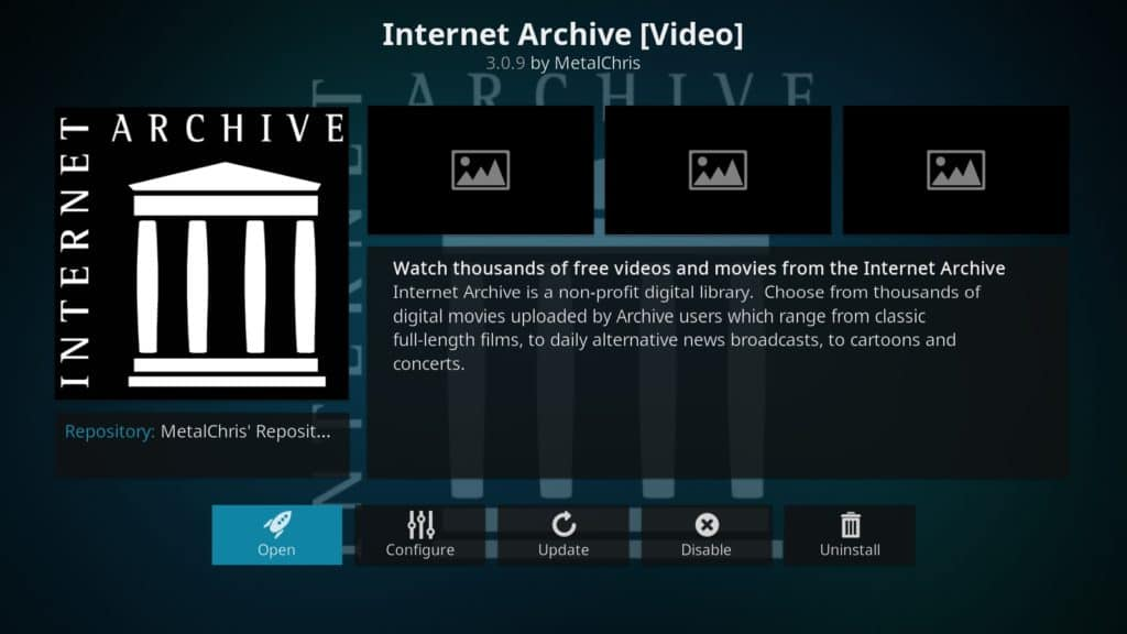 internet archive video