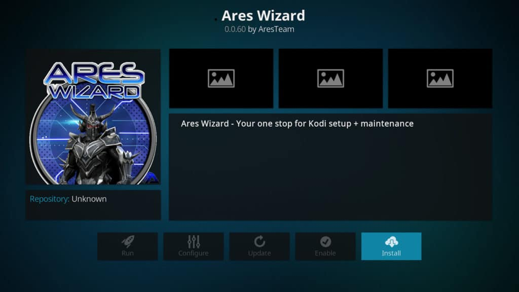 Ares Kodi Repository: How to Install Ares Wizard on Kodi