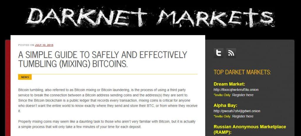 darknet markets screenshot