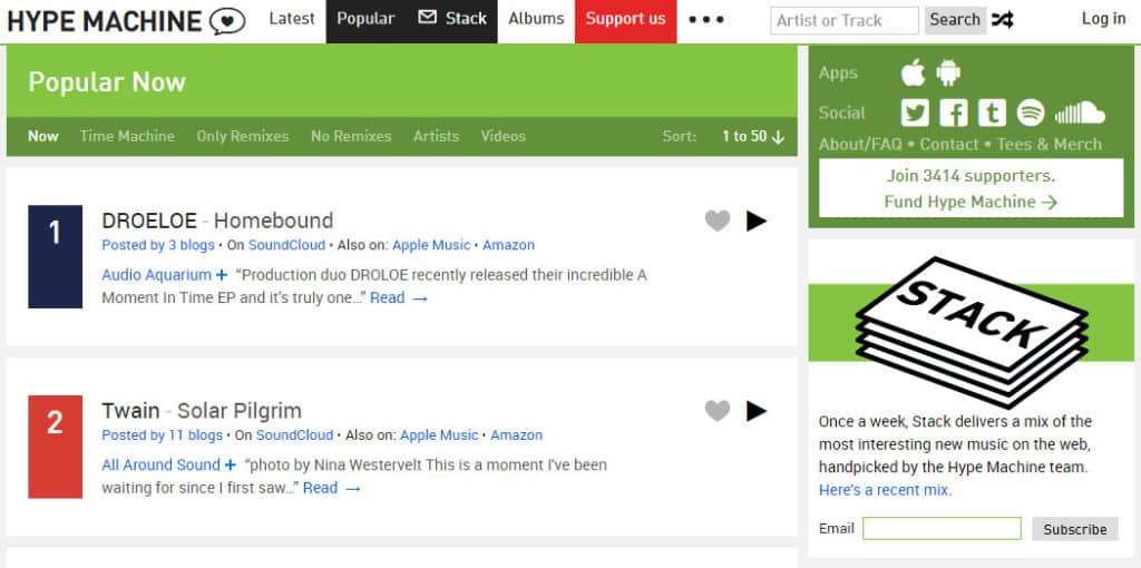 music free download sites like limewire