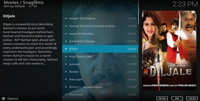 Best Kodi Bollywood Addons for Hindi, Punjabi and Desi Movies