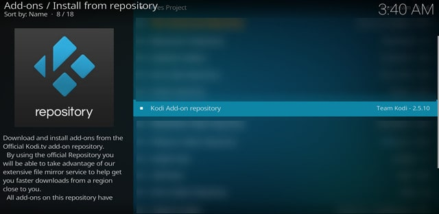 kodi_official_repository