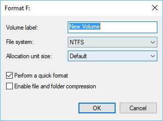 secure erase windows volume