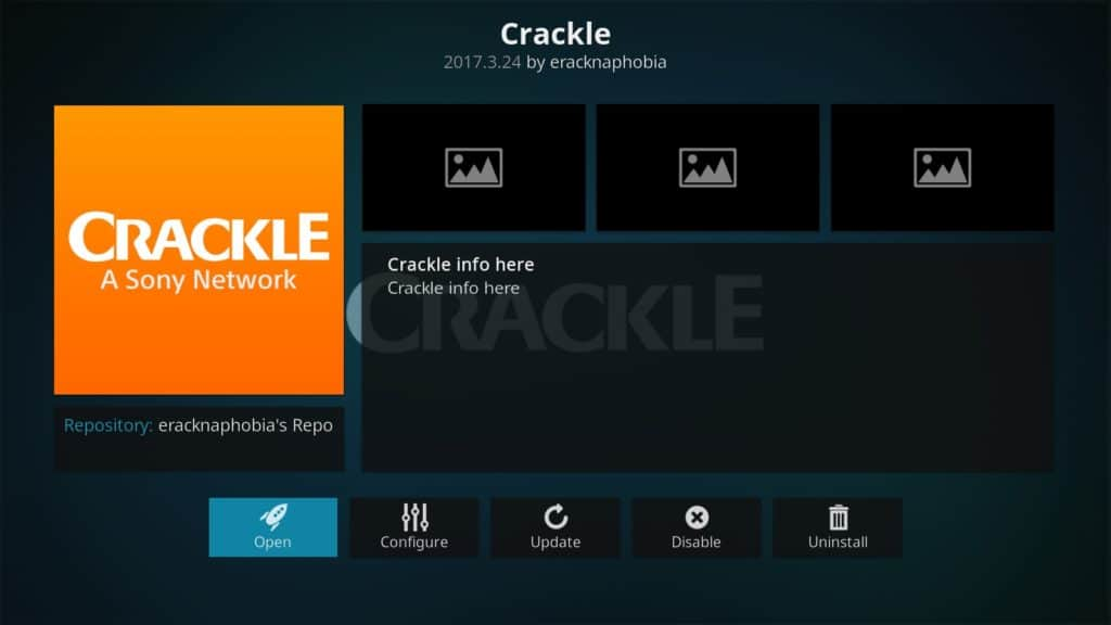 crackle goodfellas kodi addon alternative
