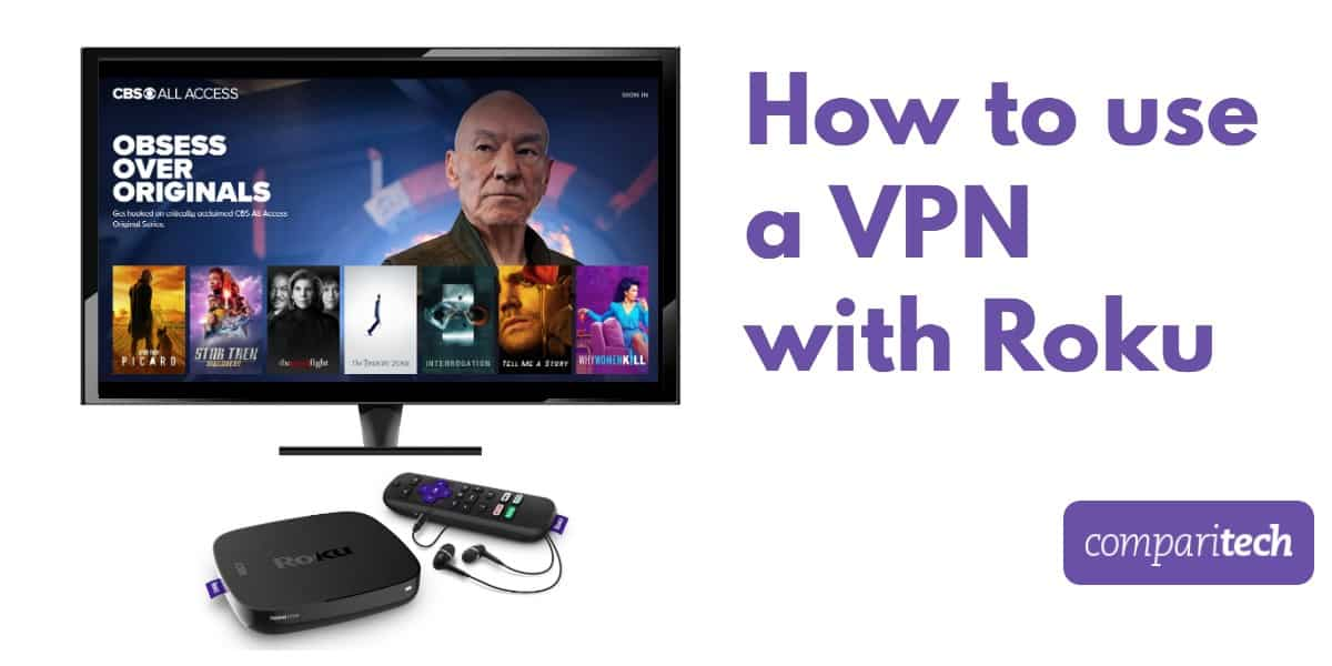 How to use a VPN with Roku