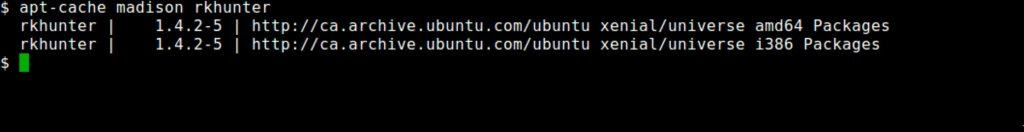 Ubuntu repositories out of data